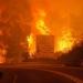 Los Ángeles..incendio se extiende en 20 kilómetros cuadrados