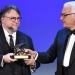 Del Toro..ganó el León de Oro del 74 Festival de cine de Venecia