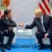 Trump llamó a Peña..dió condolencias y lo chamaqueó con los dreamers