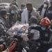 Puente.. llegó a 355 la cifra de fallecidos en el país por el sismo de 7.1