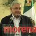 Morena..propuso abrir un fideicomiso para apoyar a los damnificados