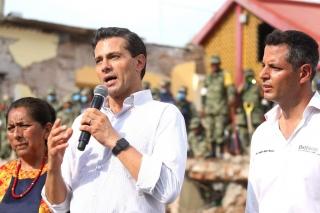 Oaxaca, más grande que la CNTE, sismo y huracanes