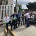 Hernández Fraguas..entregan víveres para damnificados del Istmo