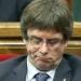 Puigdemont declaró la independencia de Cataluña..y la suspende
