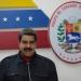 Maduro exultante en la supuesta victoria..la MUD denuncia fraude