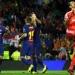 Barcelona goleó 3-1 a un docil Olympiakos en la Champions League