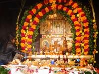 Día de Muertos tradición que sintetiza el culto mesoamericano a la muerte
