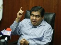 Barbosa..Senado tiene facultades para restituir a Santiago Nieto