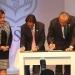 ISSSTE y Teletón...renovaron convenio de colaboración