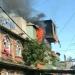 Murieron dos niños y un adulto en incendio en la delegación Iztacalco.