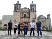 Hernández Fraguas..Oaxaca conmemora el Día Mundial del Turismo