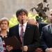 Puigdemont, y exconsejeros se entregaron a la Policía belga