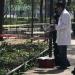 Abandonan feto en parque  de la Colonia Doctores