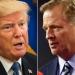 Trump..por tercera ocasión criticó a la NFL y al Comisionado