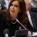 Cristina Kirchner...insiste en que siempre declaró sus bienes