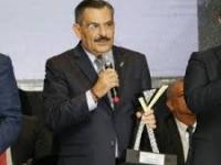 Hernández Fraguas..galardonado como Mejor alcalde del año