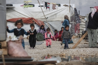 ONU..lanzó un Plan para apoyar a los 5,3 millones de sirios refugiados cuyas perspectivas son muy sombrías.