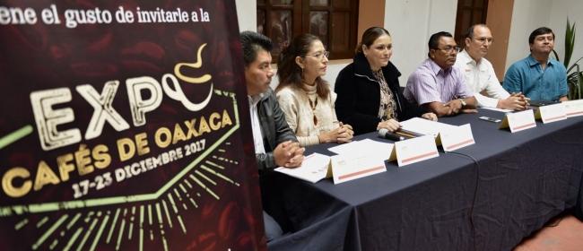 Municipio Capitalino invita a Expo Cafés de Oaxaca