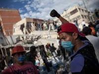 Presentan Programa para la Reconstrucción de la Ciudad de México
