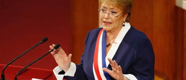 BM..alteró datos para dañar políticamente al gobierno de Bachelet