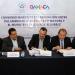 Hernández Fraguas y Américas Conference of Mayors firman convenio