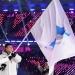 Momento histórico..Coreas desfilaron juntas en los Juegos de invierno