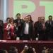 AMLO..rinde protesta como candidato del PT