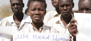 ONU..restricciones excesivas a libertad de expresión reducen el espacio para el debate en un Sudán del Sur desolado por la guerra