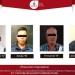 Cuatro policías detenidos por desaparición de 3 ciudadanos italianos