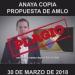 Morena..acusa a Anaya de plagiar propuesta de bajar el IVA