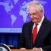 Donald Trump..despidió a Rex Tillerson como secretario de Estado