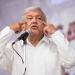 "CNTE ""calienta la plaza"",  a favor de López Obrador"