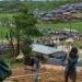 Birmania: Los rohingyas en espera de los mozones.