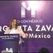 Zavala acudió al INE a impugnar pautas de transmisión de radio y TV