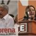 El Ejército electoral de Elba para AMLO está listo