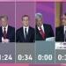 Debate.. las descalificaciones empañaron a las propuestas