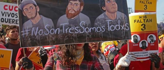 Cae otro de los probables homicidas de estudiantes de cine en Jalisco.