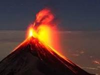 Violenta erupción del Volcán de Fuego en Guatemala..25 muertos