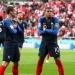 Mbappé, el francés más joven que anota en un Mundial, elimina a Perú