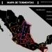Pronostican tormentas intensas en San Luis Potosí, Guanajuato y Oaxaca