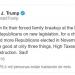 Trump culpa a demócratas por acciones inhumas en la frontera