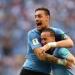 Uruguay vence a la anfitriona Rusia 3-0