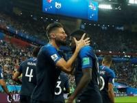 Francia 1-0 a Bélgica..primer finalista de la Copa del Mundo Rusia 2018