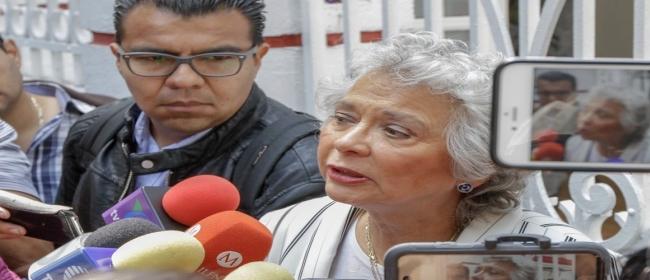 Olga Sánchez..libertad de Elba  fue acertada incluso, se lo merecía