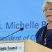 Bachelet..Alta Comisionada de la ONU para los Derechos Humanos