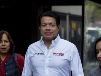 Ebrard impone a Mario Delgado como coordinador de Morena