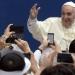 Francisco exhortó a los jóvenes a nunca abandonar sus sueños