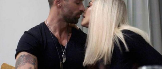 Aracely Arámbula beso con Matías Novoa se volvió viral