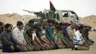 Libia que no cesa.