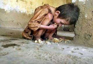 1 de 4 mexicanos no tiene qué  comer; revolución por hambre